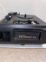 Kodak Moviedeck 475 Projector Vintage Powers On As Is READ
