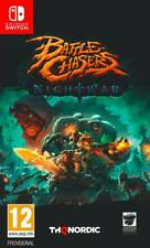 Battle Chasers # : Nightwar Switch New Blister