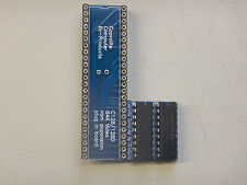 Commodore 128 64k VDC Plug In Upgrade No Soldering needed