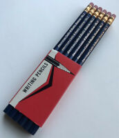 Vintage American Cable & Radio System No. 2 Pencil Sleeve Of 12 NOS Made In USA