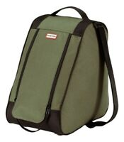 SALE NEW Hunter Short Wellies Wellington Boots Green Boot Bag With Extra Pockets