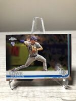 2019 Topps Chrome Brandon Lowe RC MLB Baseball Tampa Bay Rays