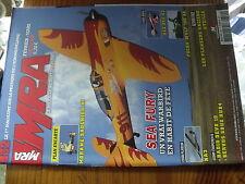 µ?b  Revue MRA n°832 plan en encart Morane Saulnier A1 / Hotwing 750 KA-3 GeeBee