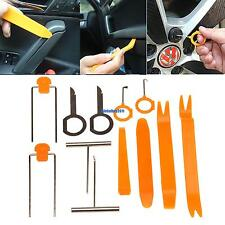 12pcs Car Radio Audio Stereo Door Trim Dash Panel Install Removal Pry Tools Kit