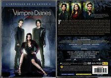 VAMPIRE DIARIES  - Integrale saison 4 -1 boitiers Classique - 5 DVD -OCCAS
