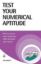 Test Your Numerical Aptitude: How to Assess Your Numeracy Skills and Plan Your C