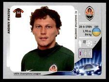 Panini Champions League 2012-2013 Andriy Pyatov FC Shakhtar Donetsk No. 319