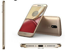 MOTO M Gold 64GB 4GB 3050mAH 16MP FULL METAL PURE ANDROID  Better Than Vivo V5