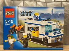 LEGO® City 7286 Gefangenentransporter, neu, OVP