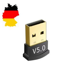 ✅ Bluetooth Adapter 5.0 Empfänger Audio Aux Transmitter Wireless USB Receiver ✅