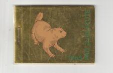 KAPPYS 15298 Switzerland Semi-Postal Gold pro-Juventute Booklet #B350-52 MNH