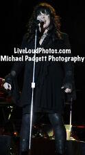 Heart- Ann Wilson - Live Concert Photo - Scottsdale, AZ 10-18-14