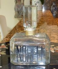 """NORELL FACTICE DUMMY STORE DISPLAY PERFUME BOTTLE 8 1/4"""" H"""