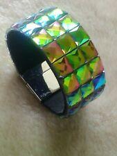 multi Coloured Bracelet New Magnetic Aura Bora