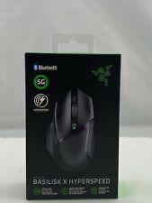 Razer Basilisk X Hyperspeed Wireless Optical Gaming Mouse - Black