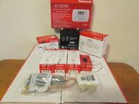 Honeywell Vista-20P Alarm Kit 6162RF Keypad 5816 5800PIR-RES 5834-4 Wireless NIB