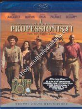 I PROFESSIONISTI -THE PROFESSIONALS (1966) BLU RAY DISC