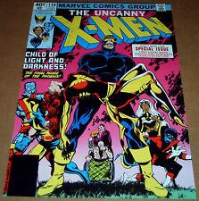 DARK PHOENIX POSTER UNCANNY X-MEN #136 #138 WOLVERINE STORM CYCLOPS COLOSSUS OOP