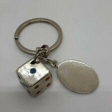 Personalised-Dice-Keyring-Engraved-gift