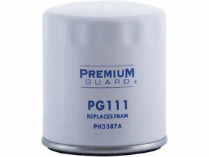 For 1985-1990, 2000-2005 GMC Safari Oil Filter Premium Guard 58853JH 1986 1987