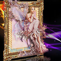 Diamonds Paintings Cross Stitch Kits Diamond Embroidery Room Decor Mosaic DIY 5D