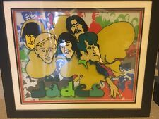 Rare the jades gary carpenter Of Worth Group cel Art Picture Signed Artist