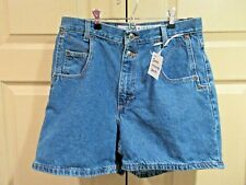 ZENA SHORTS 14 MISSY JEAN SHORTS CLASSIC HIGH WAIST 80'S VALLEY GIRL SHORTS