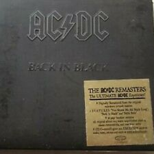 AC/DC: BACK IN BLACK { ULTIMATE EXPERIENCE CD w/ Computer Access } NEW REMASTER