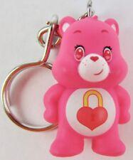 Care Bears Unbearably Cute Vinyl Keychain Series KidRobot Champ Bear 1//24