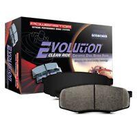 For Chrysler Crossfire 04-08 Disc Brake Pads Power Stop Z16 Evolution Clean Ride