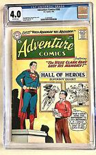 Adventure Comics #268 CGC 4.0