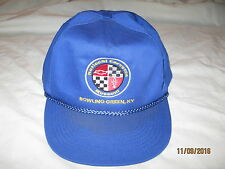 National Corvette Museum Vintage Hat Cap Adult Mens One Size Bowling Green KY