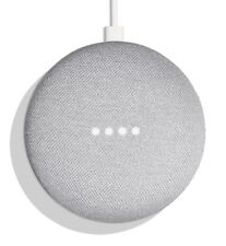 Google Home Mini - Smart Small Speaker - Chalk Grey -  BRAND NEW-SHIPS WORLDWIDE