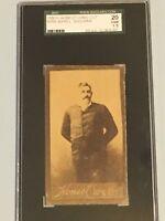 1880s John L Sullivan Honest Long Cut SGC 20  N150 Very Rare