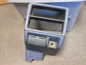 Used Honda OEM Center Dash Console Assy w/ Ashtray 1988-1991 Civic Wagon SH5