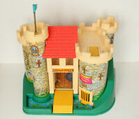 Vintage Fisher Price Little People Play Family Castle #993 - 1974
