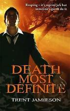 Death Most Definite (Steven De Selby 1),Jamieson, Trent,New Book mon0000092466