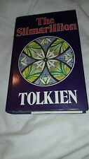 Tolkien Book 1st Edition, The Silmarillion