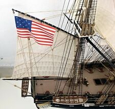 Revell USS Constitution - set of flags for model, 1:96