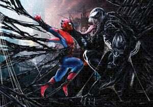Super hero Venom Jigsaw Puzzle 1000 Pieces