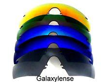GALAXY Lenti di ricambio Oakley M Frame 2.0 STRIKE NERO & BLU & VERDE & VIOLA &
