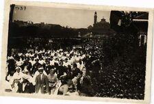 CPA carte photo FGSP Concours Internat. PARIS 1923 - Champ-de-Mars (212504)