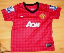Garçons Véritable Nike Manchester United Rooney 10 Football shirt. Taille 18-24 mois.