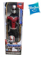 12' Hasbro Marvel Avengers Titan Hero Series Ant-Man Endgame Action Figures Toy