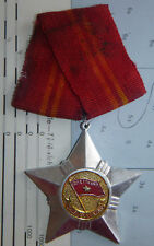 SOLDIER of GLORY - Viet Cong - MEDAL - CHIEN SY VE VANG - VC - Vietnam War - L