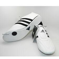 NEW adidas Taekwondo Shoes ADI-KEE Martial Arts Karate Shoes White/BK-Size 4.5