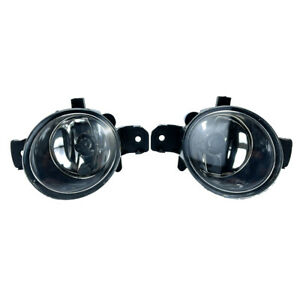 Pair of Fog lights for Nissan X Trail T30 T32 Pulsar N16 Maxima Renault Clio