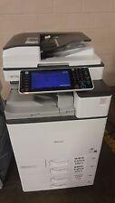 Ricoh Mpc3503 C3503 Copier Printer Scanner Finisher 35 Page Per Minute