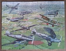 Puzzle bois découpé main VICTORY COMPLET 350 pièces ancien Vera