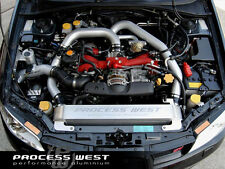 PROCESS WEST V-Mount Cooling System FOR SUBARU MY01-07 WRX / STi